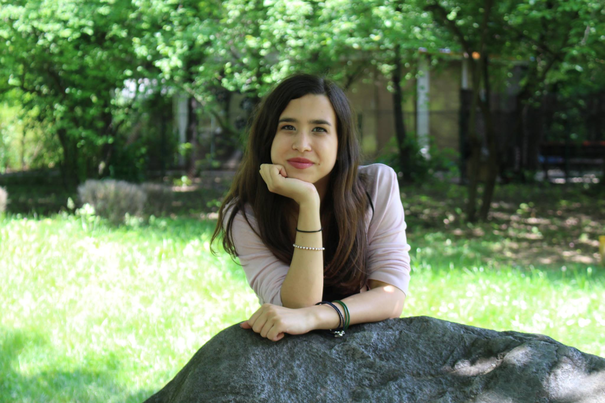 Student admitted to University of Amsterdam, Netherlands, studies abroad, took a career test and English test toefl Romania